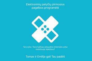 Mobilioji programėlė suteiks pirmąją pagalbą paaugliams, susidūrusiems su elektroninėmis patyčiomis