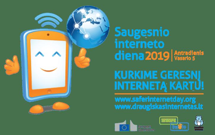 Saugesnio interneto diena 2019