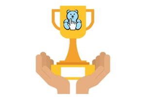 """Skelbiame konkurso """"Saugesnio interneto renginiai mano mokykloje 2019"""" NUGALĖTOJUS"""