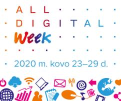 Skaitmeninė savaitė 2020 – kaip atsispirti informacinei sumaiščiai
