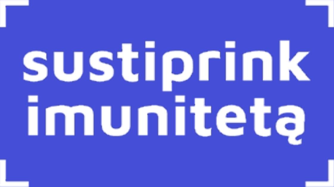Sustiprink imunitetą – tai informacijos kampanija, kuri moko atpažinti ir atremti grėsmes internete