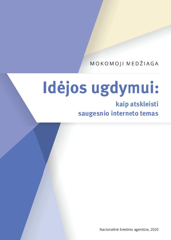 Idėjos ugdymui: kaip atskleisti saugesnio interneto temas