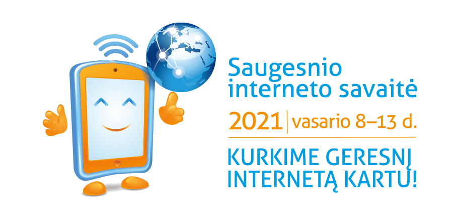 2021 m. Saugesnio interneto savaitės renginiai