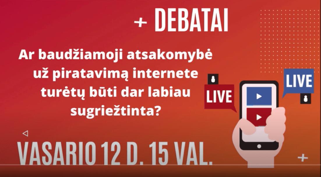 Saugesnio interneto savaitė Vilniaus Balsių progimnazijoje