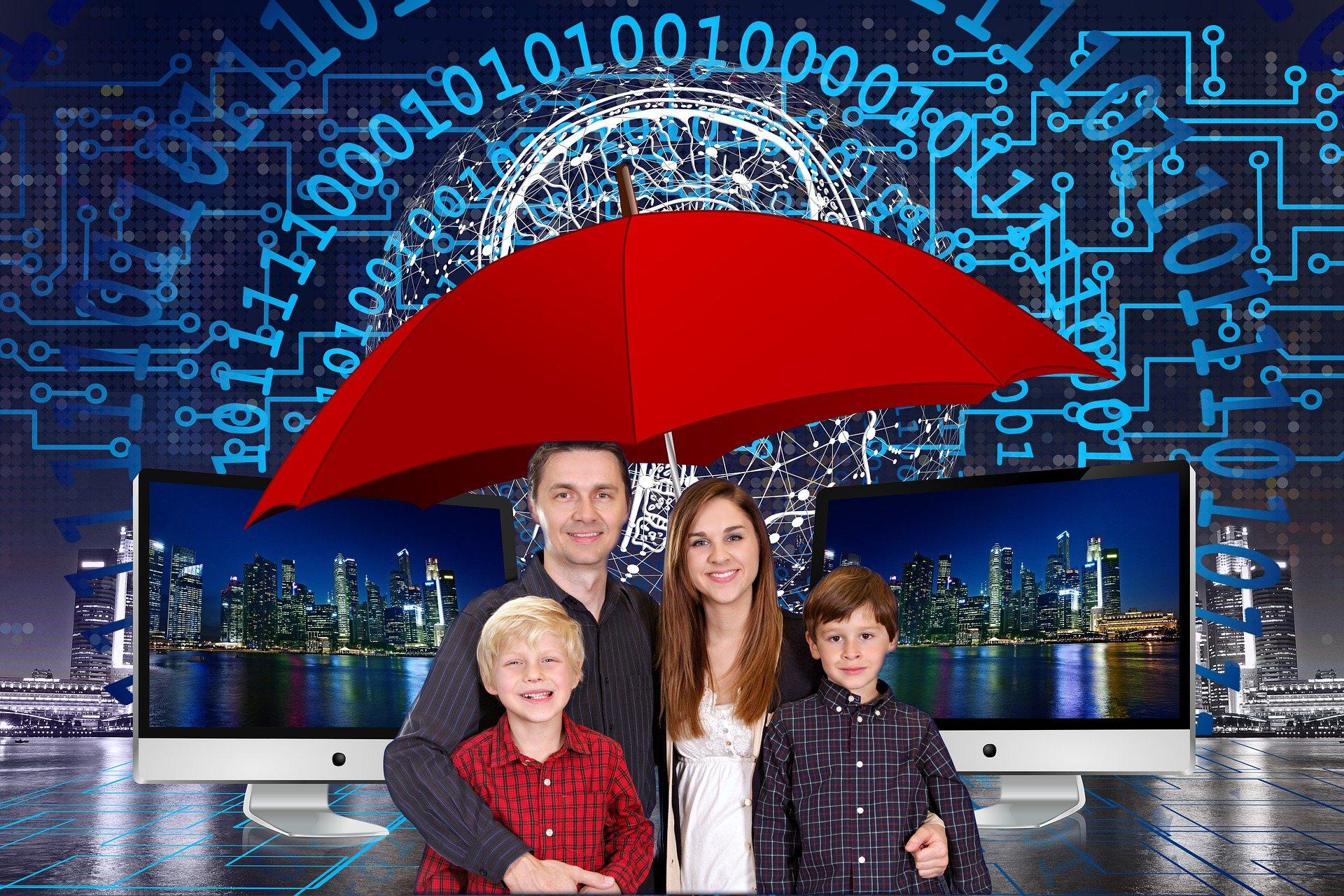 Siekiant padidinti paauglių saugumą internete svarbus pakankamas tėvų domėjimasis jų veikla internete ir taikomos priemonės