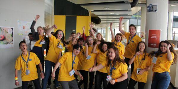 Domantės įspūdžiai iš Jaunimo forumo Liuksemburge